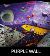 Purple-Wall